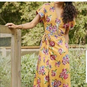 NWT Matilda Jane Alana Maxi Dress